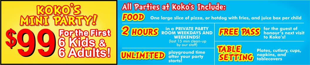 Koko's Activity Centre